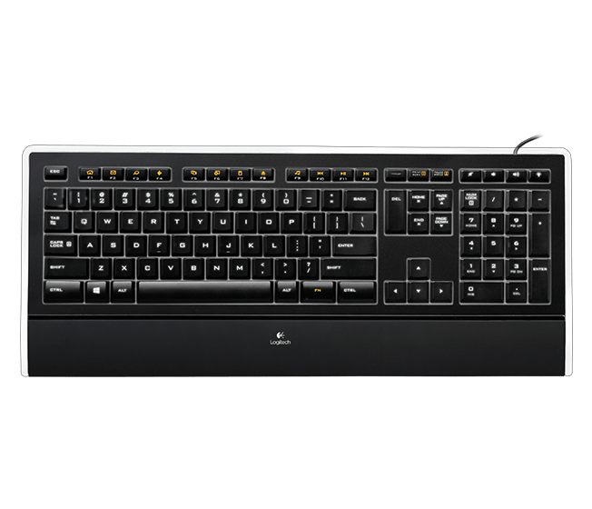 tastiera logitech k740