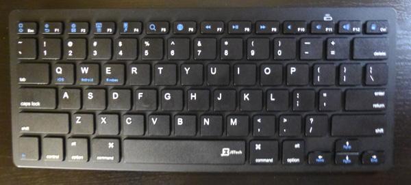 JETech 2155 tastiera wireless