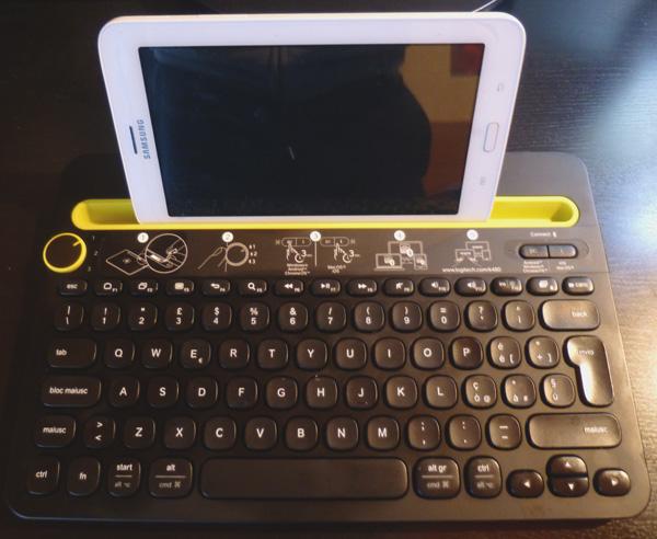 Tastiera wireless Logitech K480