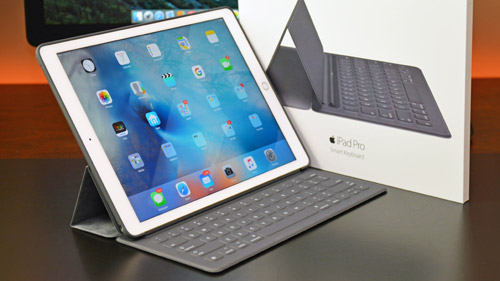 Apple smart keyboard recensione
